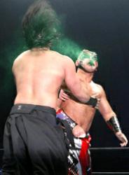 The Great Kabuki Vs The Great Muta